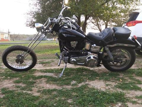 1975 Harley-Davidson Softail Chopper