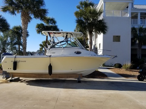 2008 Sailfish 2360 WAC
