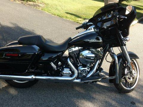 2014 Harley-Davidson FLHXS STREET GLIDE SP