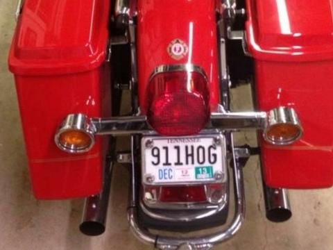 2004 Harley-Davidson Road King FLHRI