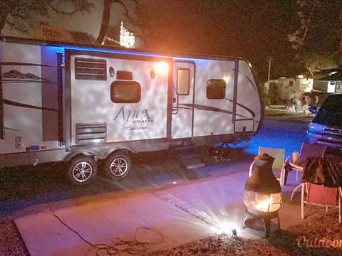 2016 Coachman Apex Ultra Lite 269RBSS