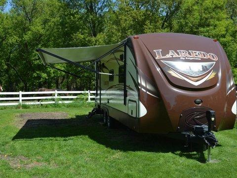 2015 Keystone Laredo 240mk