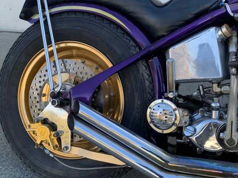 1968 Harley-Davidson Shovel head chopper