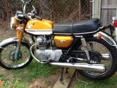 1972 Honda CB 175