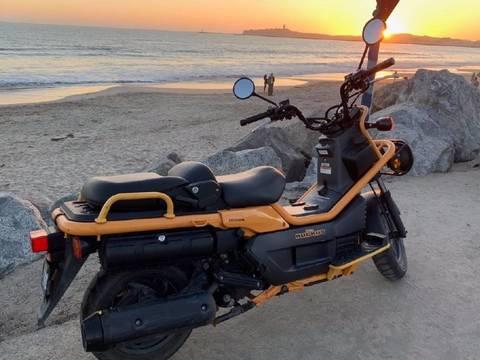 2005 Honda Big Ruckus