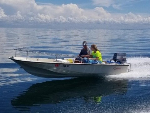 1989 Boston Whaler Super Sport
