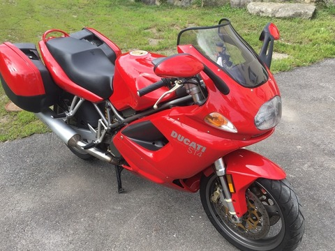 2000 Ducati ST4