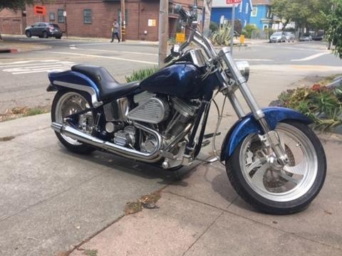 1996 Titan Motorcycle Co. Gecko
