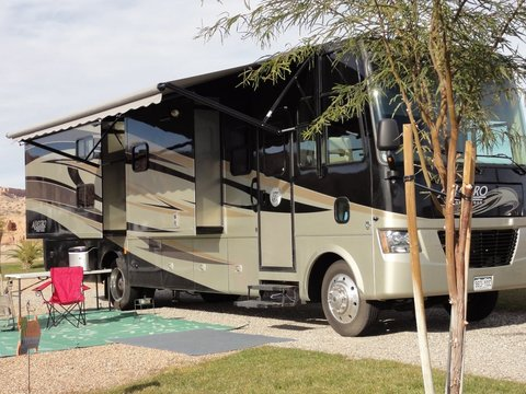 2012 Tiffin 35QBA Allegro Open Road