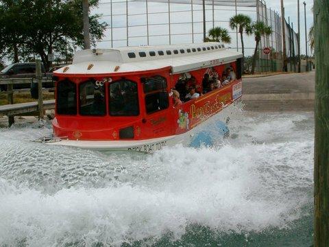 2004 Trolley Boat Amphibious