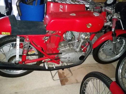 1956 DUCATI 175 FORMULA 3  ROAD RACER