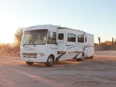 2005 National RV Seabreeze LX8375 LX8375