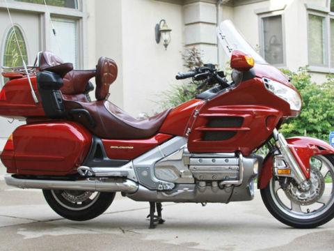 2001 Honda GoldWing GL1800ABS