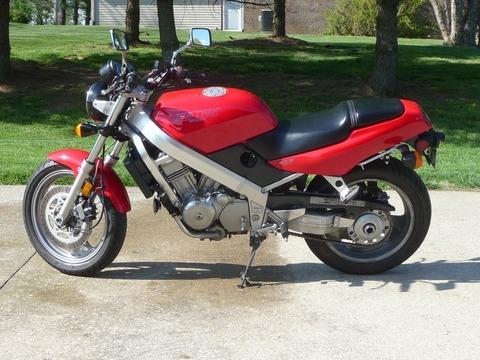 1989 Honda NT650 Hawk GT 647