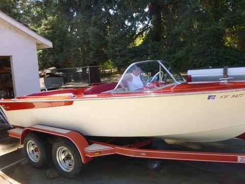 1961 Arena Craft Bonito