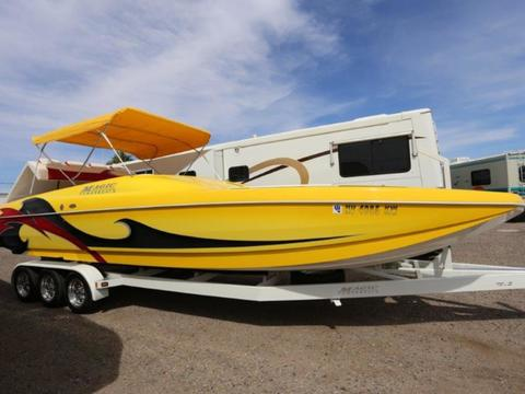 2006 Magic Powerboats Scepter