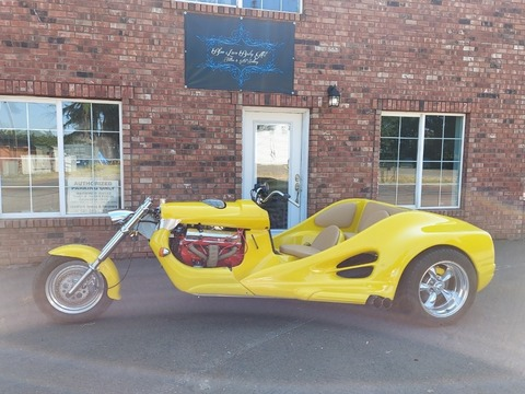 2021 Custom Trike V8 Trike