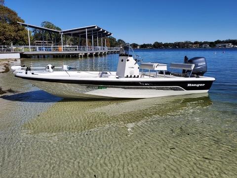 2008 Ranger Bay 2000