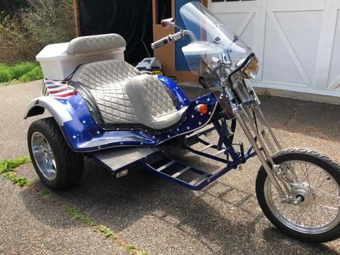 2010 VW Trike Custom vw trike