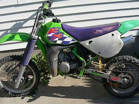 1997 Kawasaki Kx
