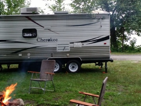 2006 Forest River Cherokee 18DD