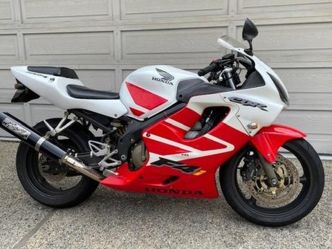 2001 Honda CBR 600F4i
