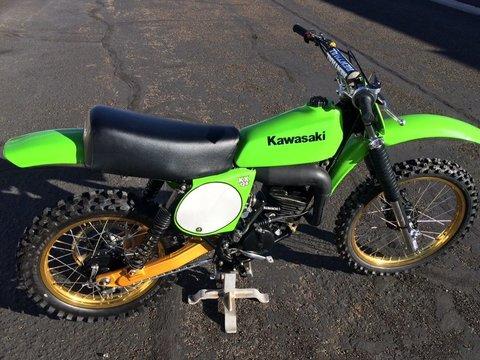 1978 Kawasaki A4 KX 125