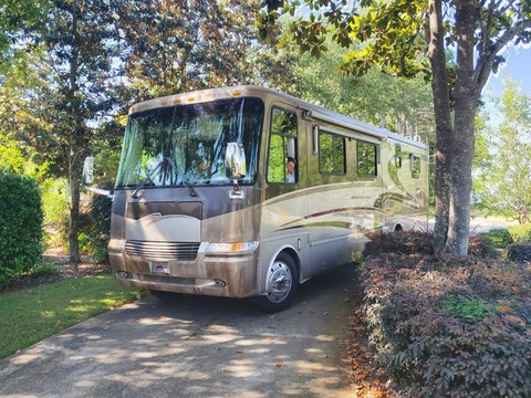 2004 Newmar Mountain Aire 3504