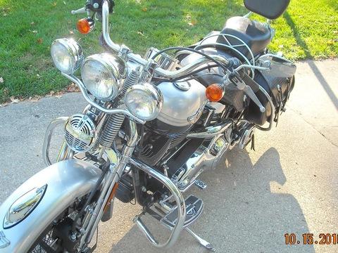 2003 Harley Davidson FLSTSI