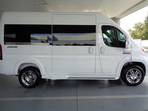 2015 Ram ProMaster 1500 High Roof 136″ Wheelbase