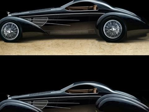 1987 Bugatti Type 57s
