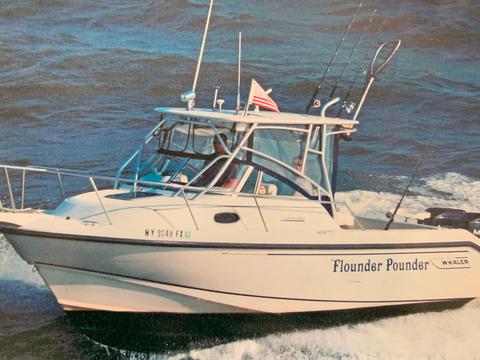 1998 Boston Whaler Conquest 230