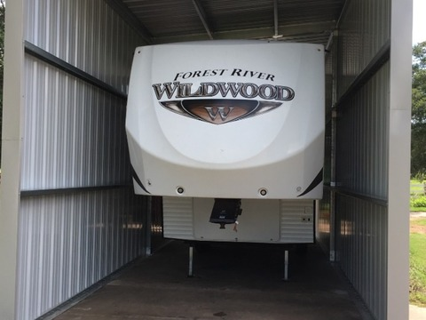 2015 Forest River Wildwood 29RLW