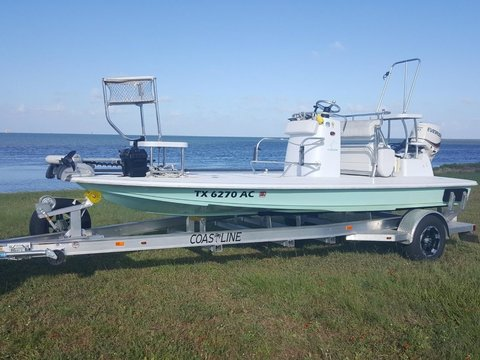 2006 New Water Boat Works Curlew