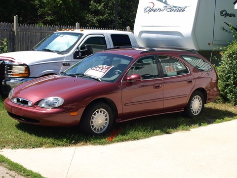 1996 Mercury Sable G.S.