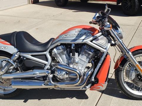 2007 Harley-Davidson V-Rod VRSCX Screamin Eagle