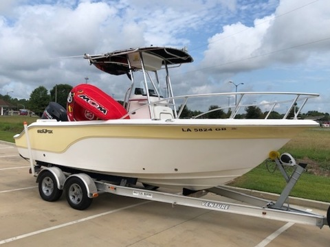 2008 Sea Fox 216C Center Console