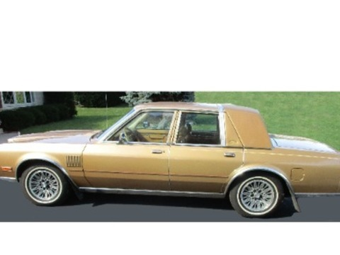 1985 Chrysler Fifth Avenue 4 Door