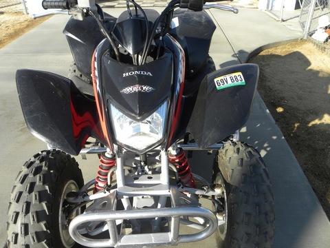 2007 Honda TRX250 EX