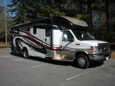 2012 Winnebago Aspect 28t