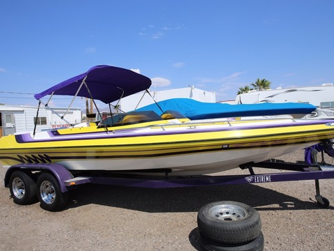 1995 Commander Bow rider Open bow 21