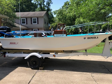1970 Boston Whaler Sakonnet