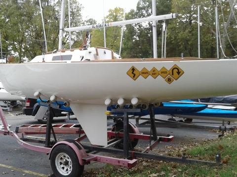 1991 J/Boats J/22