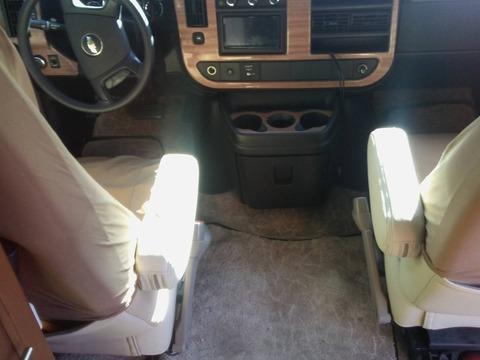 2012 Chevrolet Roadtrek 190 Popular