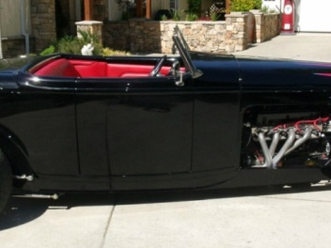 1932 Ford Dearborn Roadster