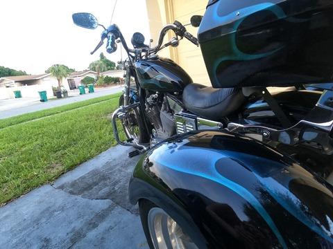2001 Harley-Davidson Sportster 883 Hugger