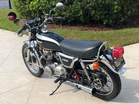 1976 Kawasaki KZ400
