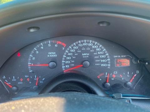 2000 Chevrolet Camaro Convertable SS
