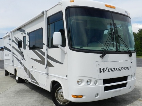 2008 Four Winds WINDSPORT 32