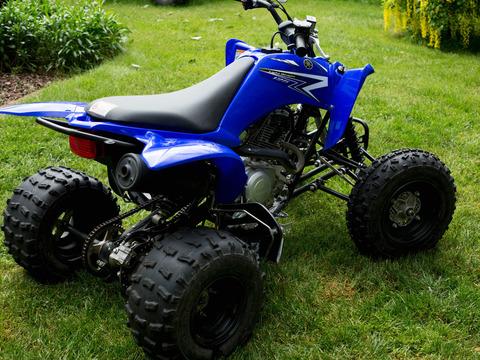 2011 Yamaha 125 Raptor